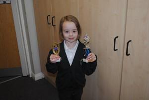 Grace Hardcastle award for dance Feb 2015