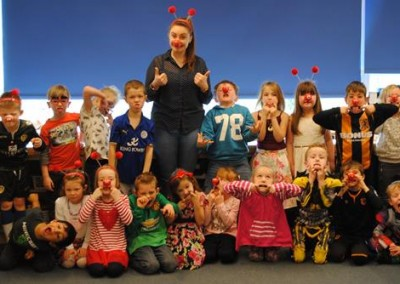 Class 2 Red Nose Day