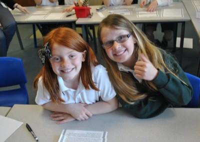 Class 4 Science April 2016