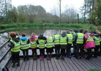 Top Hill Nature Reserve Enterprise Trip October 2017