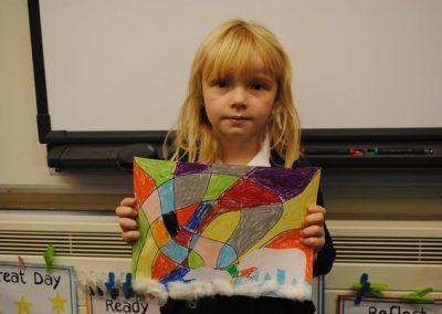 Atlantis Class Artist- Rainbow Bear