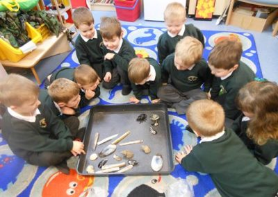 Fun and Learning in Discovery Class